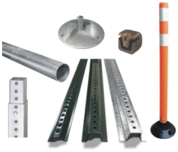 Street Sign USA's Sign Posts & Accessories Category Page
