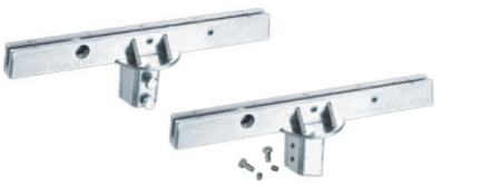 Heavy Duty Street Name Sign Brackets For U Channels 12""