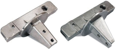 Heavy Duty Street Name Sign Brackets For U Channels 5-1/2""