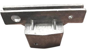 Pipe/Square Post Universal Bracket For Street Name Signs 5.5""