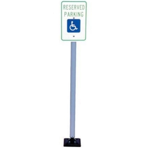 Impact Recovery Post For Signs