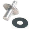 Aluminum Drive Rivets For Square Sign Posts