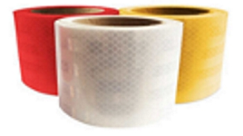 "3M™ 3430 Series EGP Reflective Marking Tapes 2"" x 10yds."