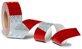 """3M™ 913 Series Diamond Grade™ Flexible Conspicuity Marking Tapes 2"""" x 50yds DOT-C2"""