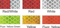 3M's 983 Series Color Swatches From Street Sign USA