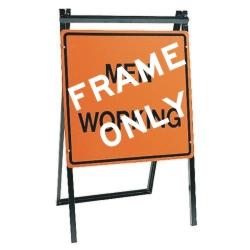 Folding A-Frame Stand - Frame Only
