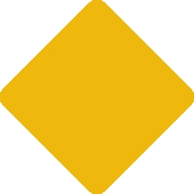 Type I OM1-3 Yellow High Intensity Reflective Object Marker