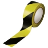 "2"" x 10 Yards Reflective Warning Stripe Tape"