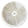 3 Inch Round White Reflector/Delineator