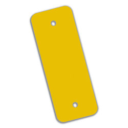 3 x 8 Reflective Yellow Delineator