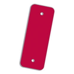 3 x 8 Reflective Red Delineator