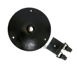 © Street Sign USA Optional Pedestal Base Wheel Data Spec